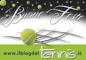 Auguri Di Natale Tennis.Auguri Di Buone Feste Il Blog Del Tennis