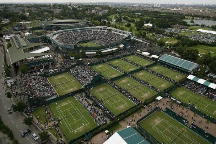 Le macchie di Wimbledon