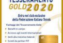 Tesseramento Gold da 129 euro: diamo subito il Nobel per l'economia a Binaghi.