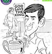 Wimbledon: Signori si nasce e loro lo nacquero!!!