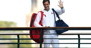 Federer cede ai quarti a Hurkacz : E' la fine di un era?